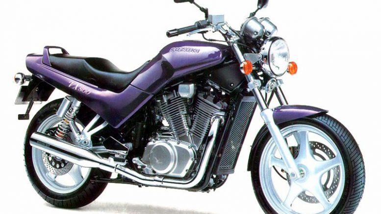 Suzuki VX 800 1993 service manual
