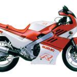 1986 Suzuki GSX-R 400 datasheet