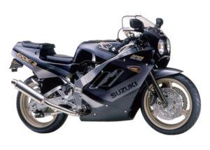 1989 Suzuki GSX-R 400