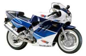1989 Suzuki GSX-R 400 SP