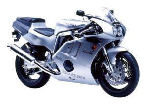 1990 Suzuki GSX-R 400